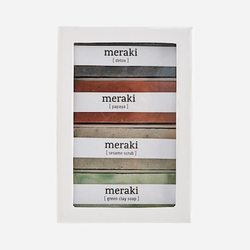 Meraki Seife Giftbox 4x40 g