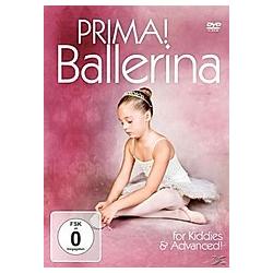 Prima Ballerina - DVD  Filme