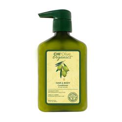 CHI Conditioner Olive Organics Hair & Body Conditioner