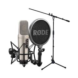 RODE Microphones Mikrofon RODE NT2-A Mikrofon + Mikrofonständer