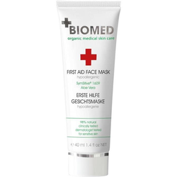 First Aid Face Mask hypoallergene Maske