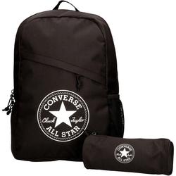 Converse Freizeitrucksack Schoolpack XL, inklusive Federmäppchen