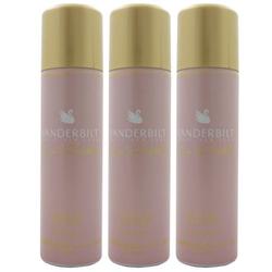 Gloria Vanderbilt 3 x 150 ml Deospray Deo Spray Deodorant