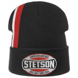 Stetson American Heritage Beanie - black