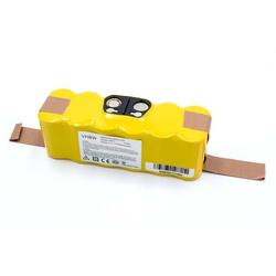 vhbw NiMH Akku 2000mAh (14.4V) passend für iRobot Roomba 611, Roomba 612, Roomba 614, Roomba 618, Roomba 681, Roomba 695