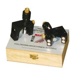 Holzmann Magneteinstelllehre für Hobelmesser 2-tlg HM-MEL2