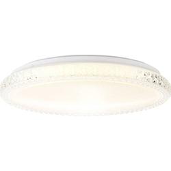 Brilliant Badria G96993/05 LED-Deckenleuchte Weiß 24W