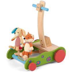 Sterntaler® Lauflernwagen Fuchs / Hase