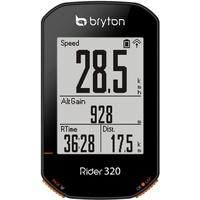 Bryton Rider 320 E Fahrradcomputer black 2021 Computer drahtlos