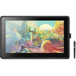 Wacom Cintiq 22 USB Grafiktablett Schwarz