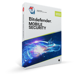 Bitdefender Mobile Security 2020 1 apparaat mobiele telefoon, tablet, Android