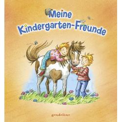 Meine Kindergartenfr. (Ponys)