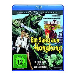 Ein Sarg aus Hongkong - DVD  Filme