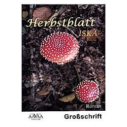 Herbstblatt. Iska  - Buch