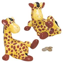 matches21 HOME & HOBBY Spardose Spardose Giraffe