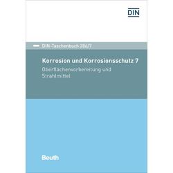 Korrosion und Korrosionsschutz 7 als Buch von