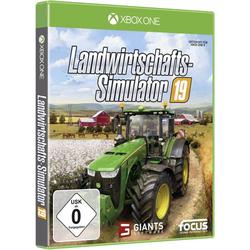 Landwirtschafts-Simulator 19 Xbox One USK: 0