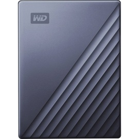 Western Digital My Passport Ultra 4 TB USB 3.0 blau WDBFTM0040BBL-WESN