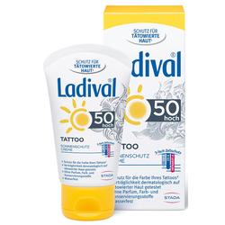 Ladival TATTOO SONNENSCHUTZ LSF 50