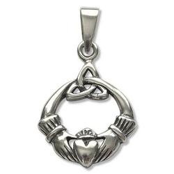Adelia´s Amulett Silver Dreams, Claddagh