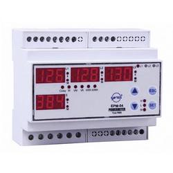 ENTES EPM-04CS-DIN Programmierbares 3-Phasen DIN-Schienen-AC-Multimeter EPM-04CS-DIN