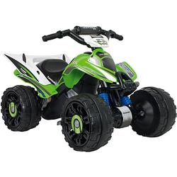 Kawasaki Elektro Quad ATV 12V, grün