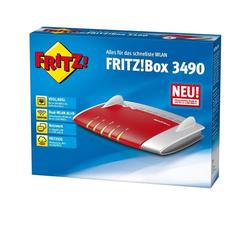 AVM Fritz!Box 3490 WLAN Fritzbox WLAN-Router