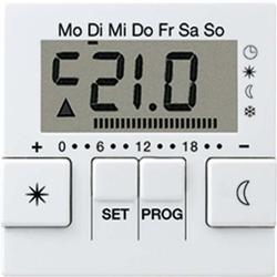 Jung Uhren-Therm.-Display aws für Uhren-Th.Einsatz A UT 238 D WW