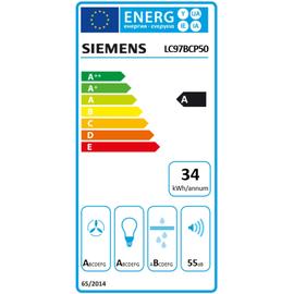 Siemens LC97BCP50 Wandhaube 90cm