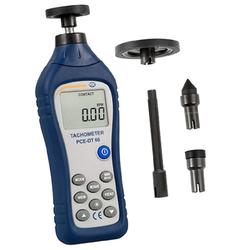 PCE Instruments Werkzeug PCE Drehzahlmessgerät PCE-DT 66 Umdrehungsmesser Handtachometer