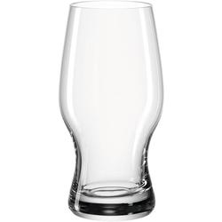 LEONARDO Bierglas Taverna (8-tlg), Glas, Inhalt 0,33 Liter, Höhe 15 cm