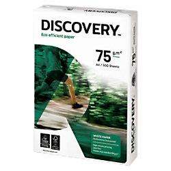 Discovery Eco-efficient Umweltfreundliches Kopier-/ Druckerpapier DIN A4 75 g/m² Weiß 500 Blatt