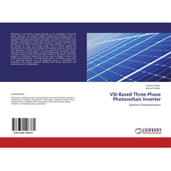 VSI-Based Three-Phase Photovoltaic Inverter als Buch von Tuomas Messo/ Joonas Puukko