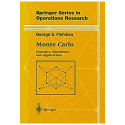 Monte Carlo. George S. Fishman  - Buch