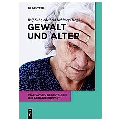 Gewalt und Alter - Buch