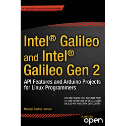 Intel Galileo and Intel Galileo Gen 2 als Buch von Manoel Ramon