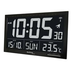 Wanduhr WS 8007 mit Jumbo LCD-Anzeige