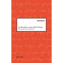 Georgisches Lesebuch - Buch