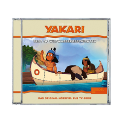 Edel Hörspiel CD Yakari - Best of Wildwasser