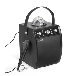 Disco Lautsprecher mit Mikrofon