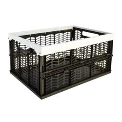Bekaform Klappbox 30 Liter, Maße aufgeklappt: 48 x 35 x 24 cm, farbig sortiert