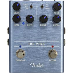 Fender Tre-Verb Digital Reverb/Tremolo Pedal