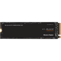 Western Digital Black SN850 2 TB M.2 WDBAPY0020BNC-WRSN