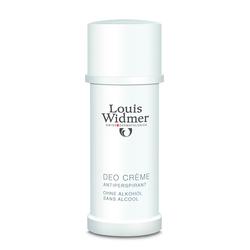 Louis Widmer Creme Dermatologische Pflege Körper Deo Creme