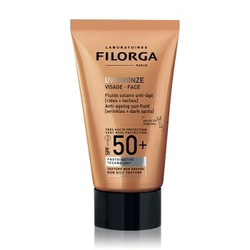 FILORGA UV-BRONZE Face SPF 50+ krem do opalania  40 ml