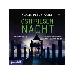 Klaus-peter Wolf - Ostfriesennacht (13.) (CD)