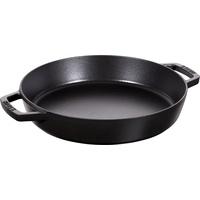 Staub Pans Paella-Pfanne 34 cm schwarz