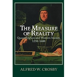 The Measure of Reality. Crosby  Alfred W. Crosby  - Buch