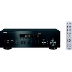 Yamaha MusicCast R-N402D Audio-Receiver (LAN (Ethernet), WLAN, Bluetooth, Gesamtleistung (RMS) 200 W) schwarz