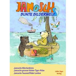 Janoschs bunte Bilderwelt: Buch von Janosch
